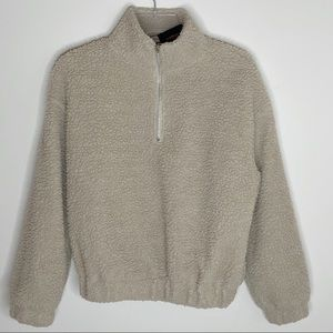 Teddy Pullover Sweater